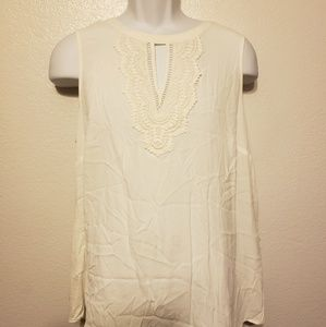 Pale Sly Blouse